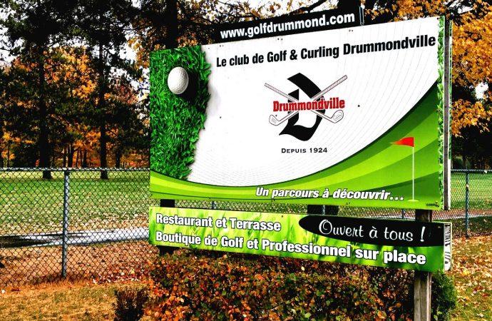 SOPREMA acquiert la totalité des actifs du Club de Golf  et Curling de Drummondville inc