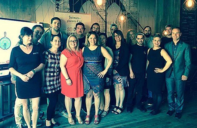 5e saison de Saveurs et plaisirs d'ici – L'originalité des tables du centre-ville de  Drummondville mise à l'honneur