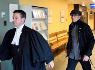 Stéphane St-Louis déclaré coupable d'incitation et contacts sexuels sur deux mineurs de moins de 16 ans