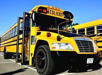 Transport scolaire – La Commission scolaire des Chênes ne sera pas touchée par la journée de grève du 15 mai