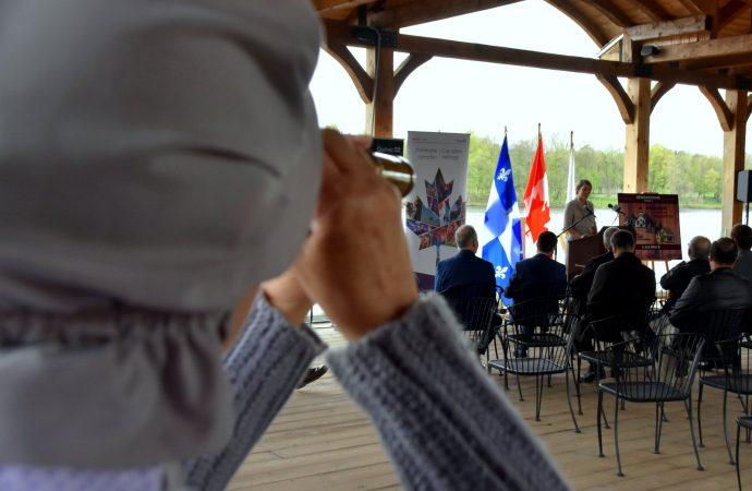 Soupir de soulagement au Village Québécois d'Antan de Drummondville