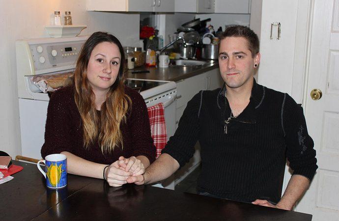Un couple a vécu tous les malheurs durant le chantier de la rue Lindsay