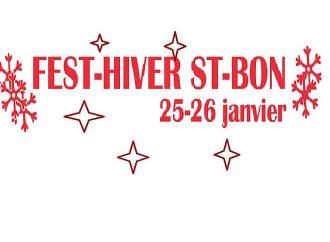 Rendez-vous à Saint-Bonaventure pour le FEST-HIVER les 25 et 26 janvier