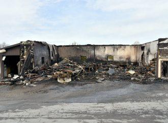 Incendie chez Serbo Transport à Wickham, une défaillance électrique dans un motorisé en cause