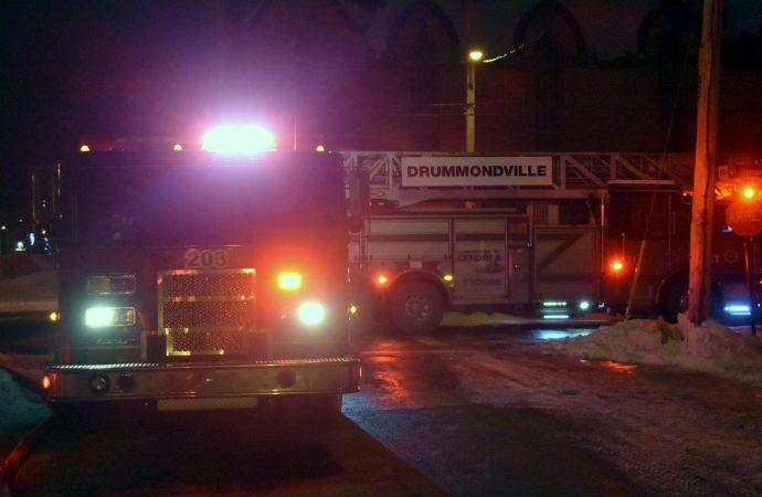 Incendie majeur au CFER – La Commission scolaire des Chênes met tout en œuvre pour relocaliser les élèves et le personnel rapidement