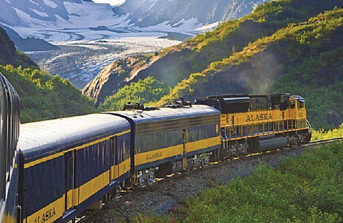 LES GRANDS EXPLORATEURS – Alaska, terre de tous les possibles avec Guy Lavoie et Claire Roberge