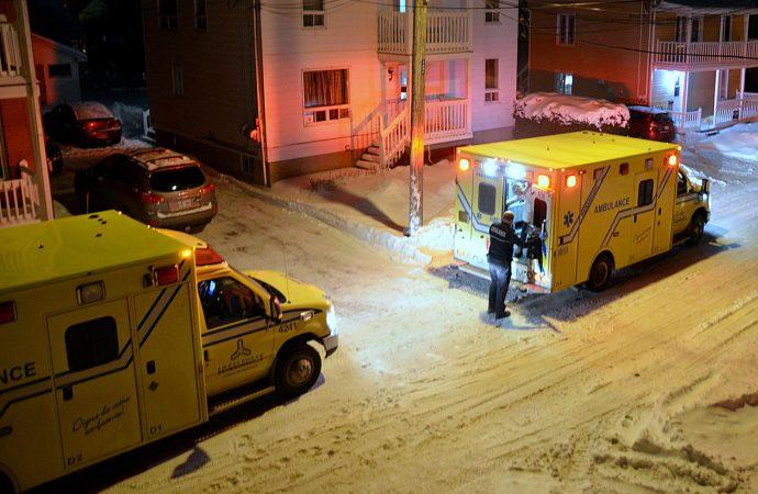 Mort suspecte sur la rue St-Albert à Drummondville