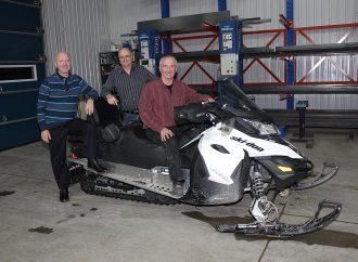 De Drummond au dernier village du Labrador accessible en motoneige