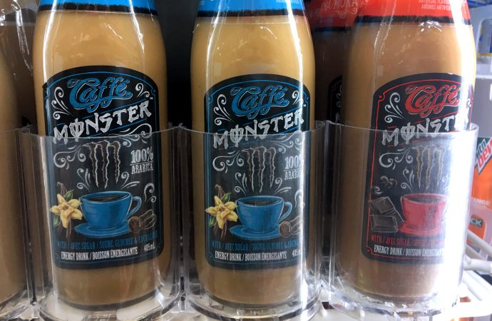 Monster Energy Canada – Important rappel d'un breuvage «en raison de la présence possible de morceaux de verre» dans le produit.