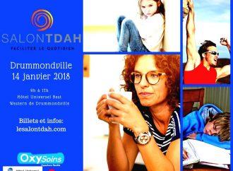 8e édition du Salon TDAH ce 14 janvier au Best Western hôtel universel de Drummondville