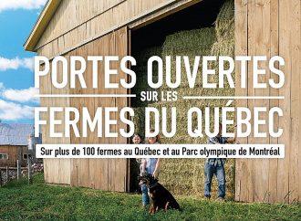 Portes ouvertes sur les fermes au Centre-du-Québec: à la rencontre de notre agriculture