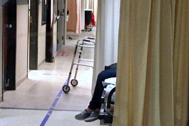 Fermeture temporaire de la Clinique de radiologie Drummond