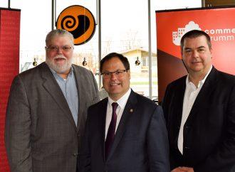 Des investissements commerciaux de 55,3 M$ à Drummondville