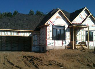 La construction résidentielle a le vent dans les voiles