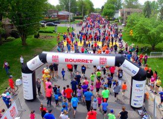 Des Chênes-toi 2e après le Marathon de Montréal