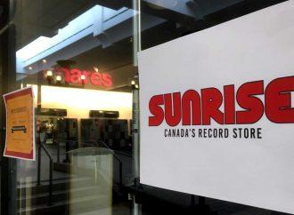 Ouverture imminente pour Sunrise records
