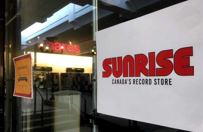 Ouverture imminente pour Sunrise records