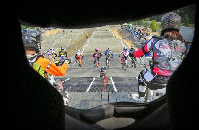Du BMX au Collège Saint-Bernard
