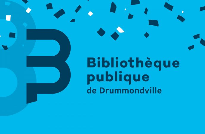Une nouvelle image pour la bibliothèque de Drummondville