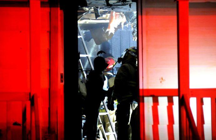 Incendie suspect à Saint-Cyrille-de-Wendover – La SQ enquête