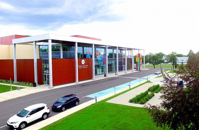 Des surplus pour la Maison des arts de Drummondville