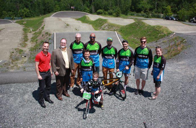 Deux épreuves nationales de BMX à Drummondville