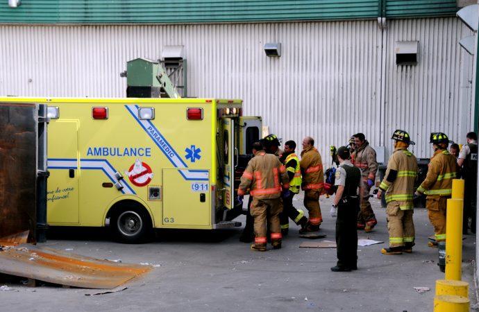 Accident de travail mortel chez Récupération Centre-du-Québec