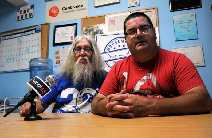Mort d'un travailleur, Les Personnes d'abord de Drummondville blâment Récupération Centre-du-Québec