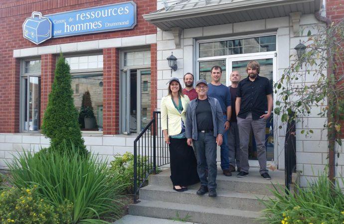 Le Centre de ressources pour hommes Drummond se réjouit de l'investissement du gouvernement du Québec en santé et bien-être des hommes