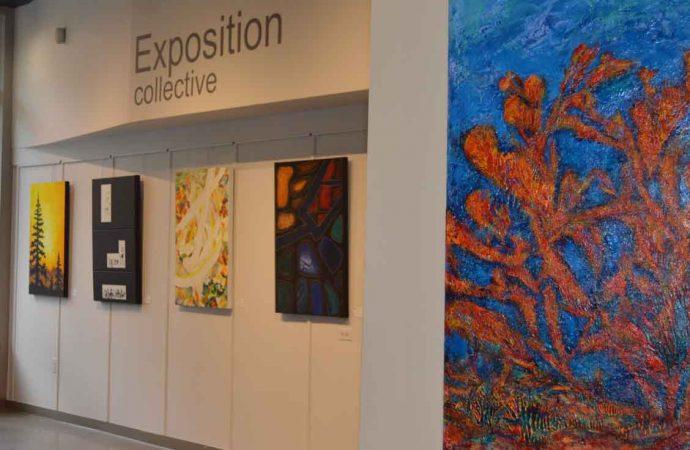 La Guilde des artistes de la région de Drummondville présente Grandiose