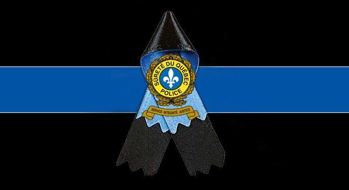 Décès d'un policier à Drummondville