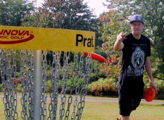 L'élite du disc golf a rendez-vous à Drummondville