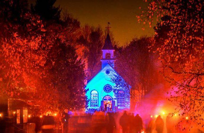 Village hanté: la rue Montplaisir sera fermée les soirs de représentations