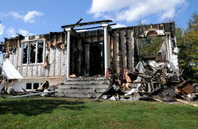 Grave incendie dans le secteur Saint-Nicéphore