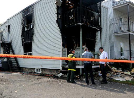 L'incendie de la rue Cartier a fait une victime