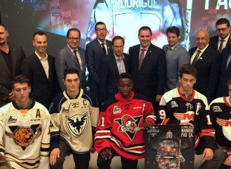 La ville sera hockey
