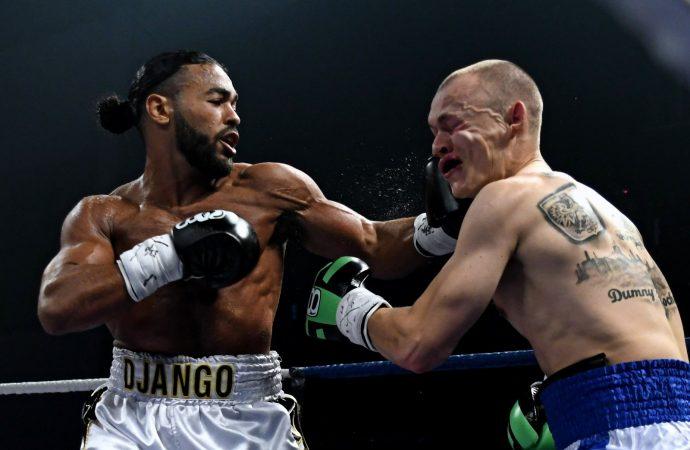 Soirée explosive pour le boxeur JordanBalmir: Victoire convaincante par TKO
