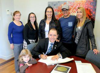 Entrevue avec William Morales, candidat dans le district 6 à Drummondville