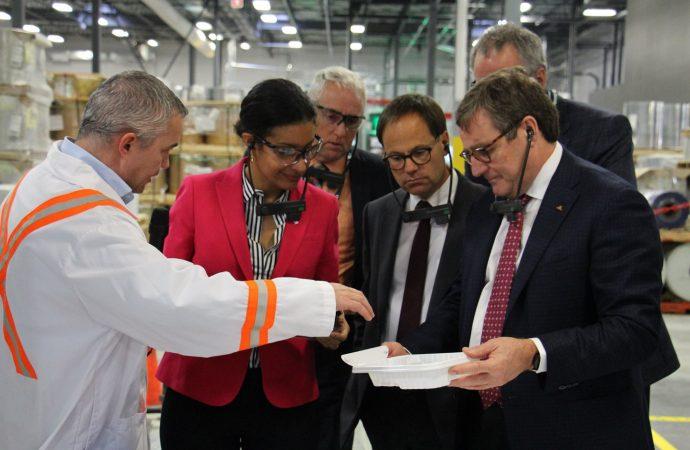 Cascades: un investissement de 21M$ répartis dans deux usines