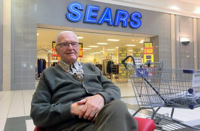 Fermeture du Sears des Promenades Drummondville