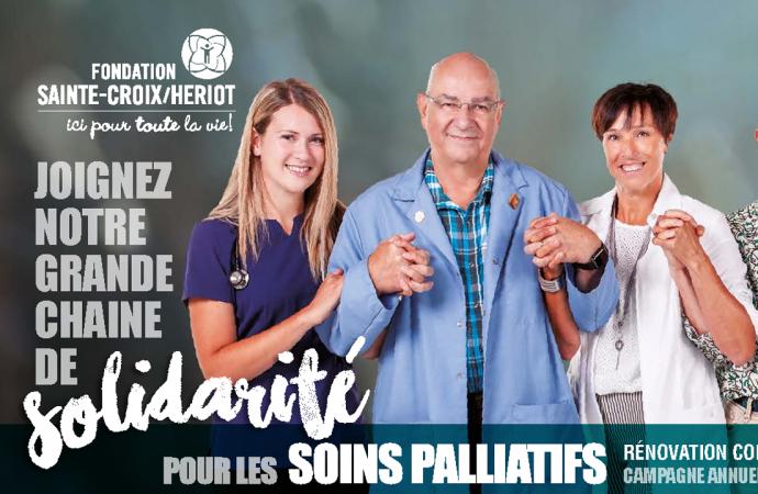 La Fondation Sainte-Croix/Heriot lance sa nouvelle campagne annuelle