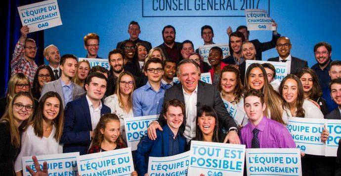 La CAQ soutiendra davantage les familles qui désirent avoir des enfants, annonce François Legault