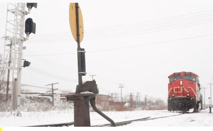 Le CN appelle les conducteurs et les amateurs de plein air à la prudence pendant l'hiver