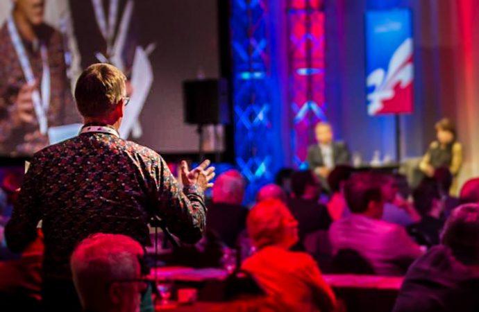 Le 33e Congrès du Parti libéral du Québec se tient à Québec jusqu'au 26 novembre