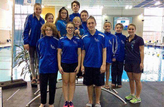 Championnat Espoir de plongeon: Une première édition couronnée de succès