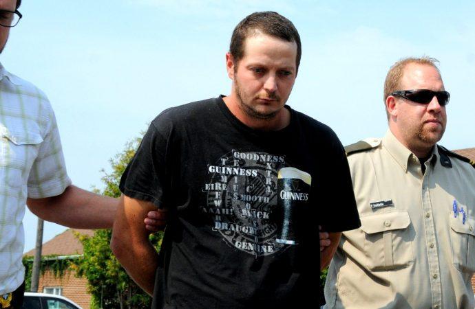 JUSTICE: Champagne Houle accusé en lien avec l'accident mortel de Sainte-Perpétue du 19 août