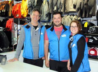 Transaction importante pour la bannière Sports Experts à Drummondville