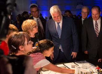 100 000 foyers québécois bénéficieront d'un accès à Internet haute vitesse en région