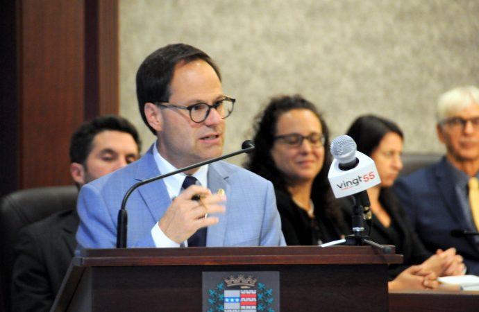 MRC de Drummond: Alexandre Cusson élu préfet
