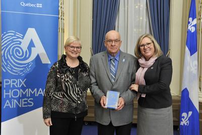 Prix Hommage Aînés 2017 – Jean-Paul Pépin, lauréat du Centre-de-Québec